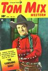 Cover for Tom Mix Western (Fawcett, 1948 series) #44