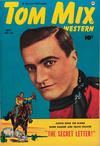 Cover for Tom Mix Western (Fawcett, 1948 series) #45