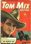 Cover for Tom Mix Western (Fawcett, 1948 series) #46