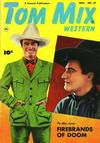 Cover for Tom Mix Western (Fawcett, 1948 series) #47