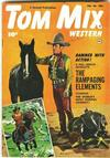 Cover for Tom Mix Western (Fawcett, 1948 series) #48