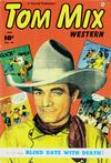 Cover for Tom Mix Western (Fawcett, 1948 series) #49
