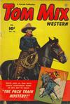 Cover for Tom Mix Western (Fawcett, 1948 series) #50