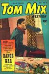 Cover for Tom Mix Western (Fawcett, 1948 series) #51