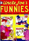 Cover for Uncle Joe's Funnies (Centaur, 1938 series) #1