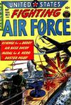 Cover for U.S. Fighting Air Force (Superior Publishers Limited, 1952 series) #8