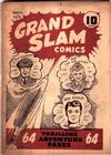 Cover for Grand Slam Comics (Anglo-American Publishing Company Limited, 1941 series) #v1#1 [1]