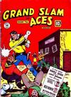 Cover for Grand Slam Three Aces Comics (Anglo-American Publishing Company Limited, 1945 series) #45