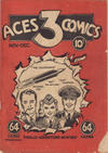Cover for Three Aces Comics (Anglo-American Publishing Company Limited, 1941 series) #v1#1 [1]