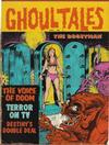 Cover for Ghoul Tales (Stanley Morse, 1970 series) #1