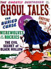 Cover for Ghoul Tales (Stanley Morse, 1970 series) #5