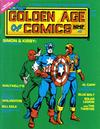 Cover for Golden Age of Comics (New Media Publishing, 1982 series) #3