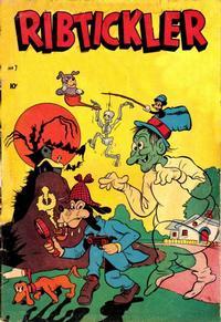 Cover Thumbnail for Ribtickler (Green Publishing, 1957 series) #7
