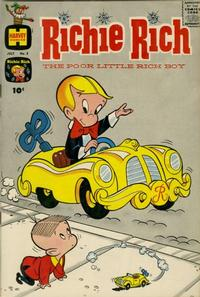 Cover Thumbnail for Richie Rich (Harvey, 1960 series) #5