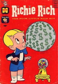 Cover Thumbnail for Richie Rich (Harvey, 1960 series) #6
