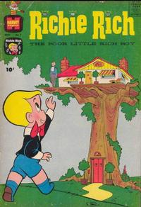 Cover Thumbnail for Richie Rich (Harvey, 1960 series) #7