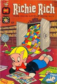 Cover Thumbnail for Richie Rich (Harvey, 1960 series) #14