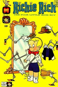 Cover Thumbnail for Richie Rich (Harvey, 1960 series) #16