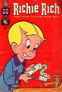 Cover Thumbnail for Richie Rich (Harvey, 1960 series) #22