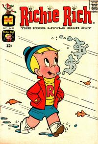 Cover Thumbnail for Richie Rich (Harvey, 1960 series) #23