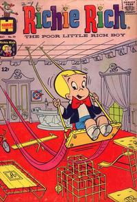 Cover Thumbnail for Richie Rich (Harvey, 1960 series) #33