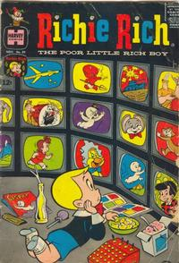 Cover Thumbnail for Richie Rich (Harvey, 1960 series) #39