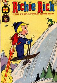 Cover Thumbnail for Richie Rich (Harvey, 1960 series) #41