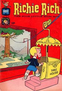 Cover Thumbnail for Richie Rich (Harvey, 1960 series) #45