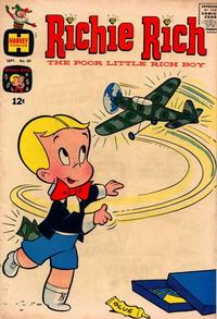 Cover Thumbnail for Richie Rich (Harvey, 1960 series) #49