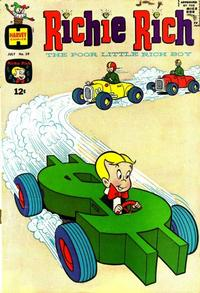 Cover Thumbnail for Richie Rich (Harvey, 1960 series) #59