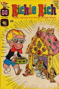 Cover Thumbnail for Richie Rich (Harvey, 1960 series) #65