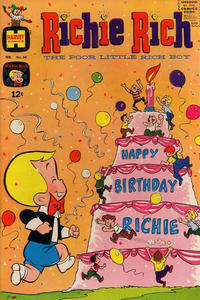Cover Thumbnail for Richie Rich (Harvey, 1960 series) #66