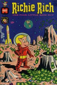 Cover Thumbnail for Richie Rich (Harvey, 1960 series) #71