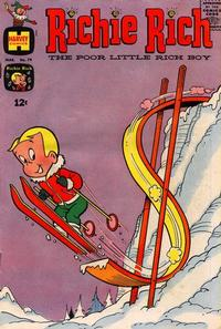 Cover Thumbnail for Richie Rich (Harvey, 1960 series) #79