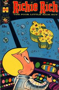 Cover Thumbnail for Richie Rich (Harvey, 1960 series) #89