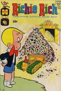Cover Thumbnail for Richie Rich (Harvey, 1960 series) #93