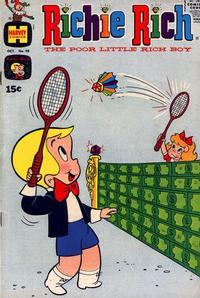 Cover Thumbnail for Richie Rich (Harvey, 1960 series) #98