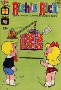 Cover Thumbnail for Richie Rich (Harvey, 1960 series) #101