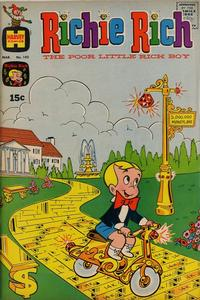 Cover Thumbnail for Richie Rich (Harvey, 1960 series) #103