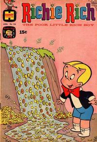 Cover Thumbnail for Richie Rich (Harvey, 1960 series) #104