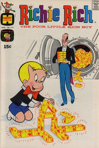Cover Thumbnail for Richie Rich (Harvey, 1960 series) #111