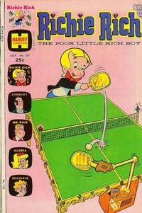 Cover Thumbnail for Richie Rich (Harvey, 1960 series) #127