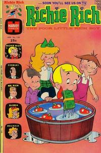 Cover Thumbnail for Richie Rich (Harvey, 1960 series) #130