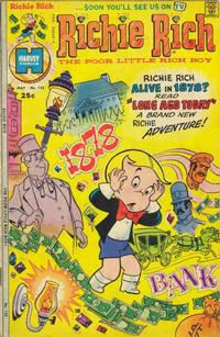 Cover Thumbnail for Richie Rich (Harvey, 1960 series) #132