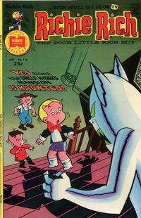 Cover Thumbnail for Richie Rich (Harvey, 1960 series) #133