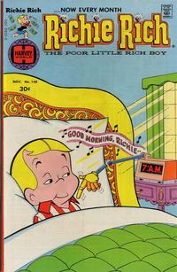 Cover Thumbnail for Richie Rich (Harvey, 1960 series) #148