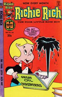 Cover Thumbnail for Richie Rich (Harvey, 1960 series) #166