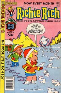 Cover Thumbnail for Richie Rich (Harvey, 1960 series) #201