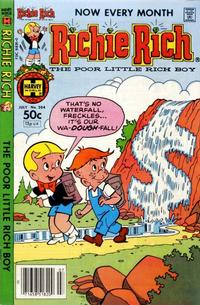 Cover Thumbnail for Richie Rich (Harvey, 1960 series) #204
