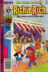 Cover Thumbnail for Richie Rich (Harvey, 1960 series) #216